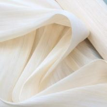 Ivory Silk Abaca